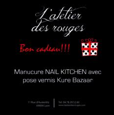 manucure nail kitchen