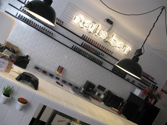 Bar à Ongles à Lyon Croix Rousse \u0026 Concept store Beauté
