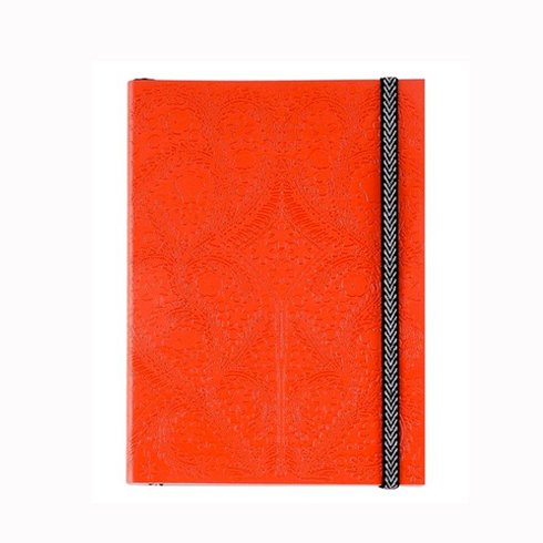 carnet Paseo rouge