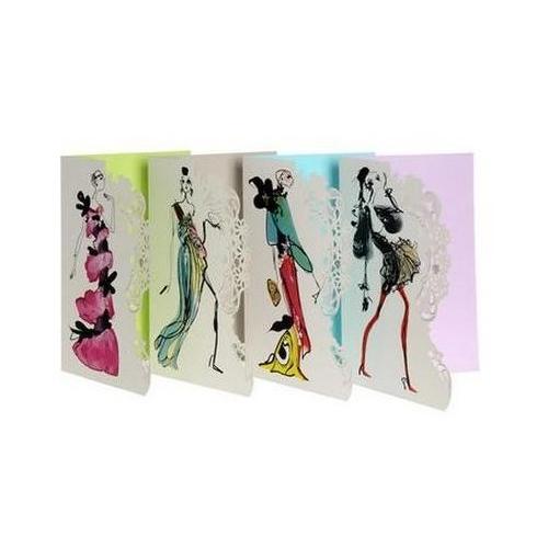 Cartes Haute Couture de Christian Lacroix