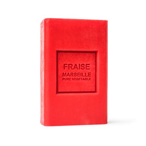 Savon d fraise l 39 atelier des rouges - L atelier des rouges ...