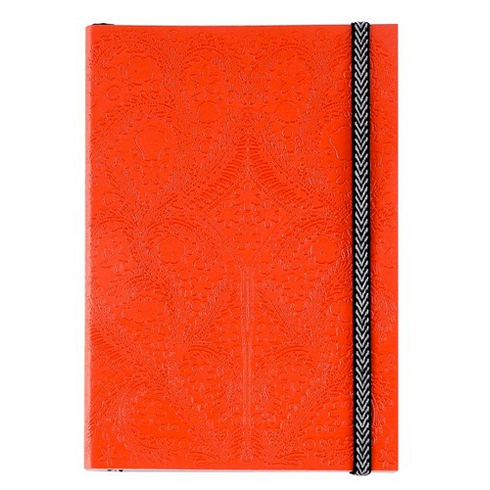 cahier Paseo rouge