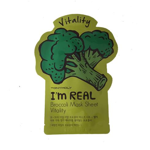 masque broccoli