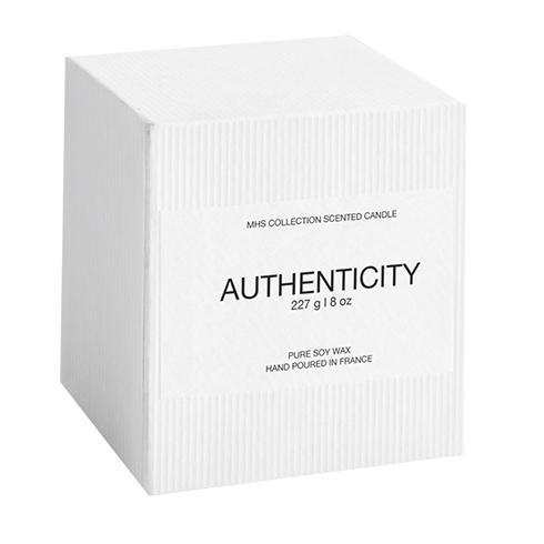 Bougie Authenticity