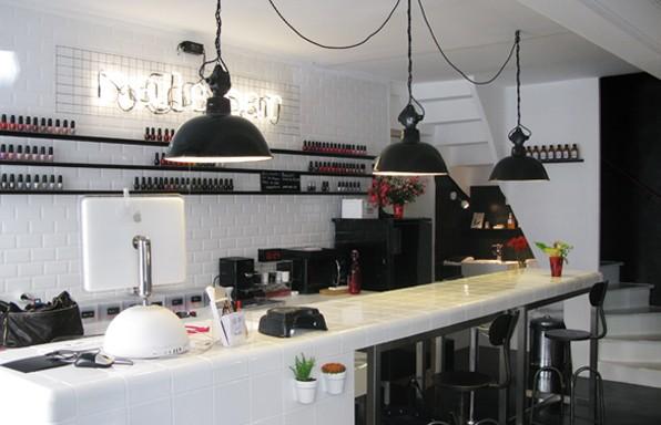 Atelier des rouges - Nail bar à Lyon